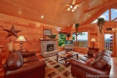 Mountain Dreams 1 Bedroom Cabin in Gatlinburg