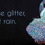 Glitter Quotes Facebook Timeline Cover Photo