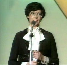 Eurovision Song Contest 1976: presenter Corry Brokken