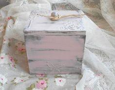 Shabby chic vintage granny's treasure box  shabby by Renouitas