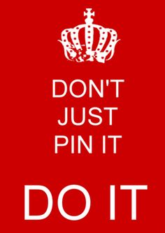 yep... I get so caught up pinning things that I forget about doing them!  ;)