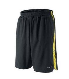 Nike Hommes Short De Course De Piste Tissé Extensibles Taille Dri-fit