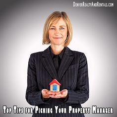 Here are some top tips for picking your property manager since you decided to use one for your rental property. This is a great decision, bu...