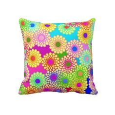Fiatia's florals pillows