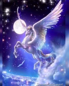 Pegasus Unicorn Elf girl Resin Diamond Painting Kits Canvas Embroidery Home Room Decoration Tips For Anime Fantasy, Unicorn Fantasy, Unicorn Art, Unicorn Painting, Unicorn Kids, Unicorn Dress, White Unicorn, Rainbow Unicorn, Mythical Creatures Art