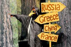 """""""The Ugly Duckling"""" de T-Gracia para Transeduca 2009-2010"""