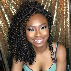 Human Hair Extensions Are an Excellent Way to Transform Your Appearance – My Hair Extensions Dyed Curly Hair, Curly Hair Styles, Natural Hair Styles, Real Hair Extensions, Hair Strand, Crochet Braids, Crochet Fashion, Black Hair, Curls