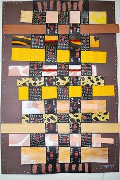 African Weavings by paintedpaper, via Flickr
