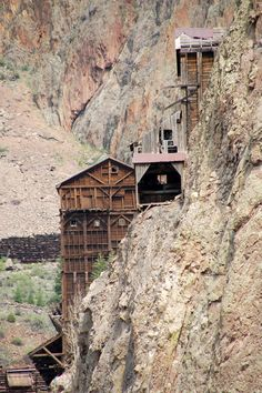 Old Mines outside of Creede CO