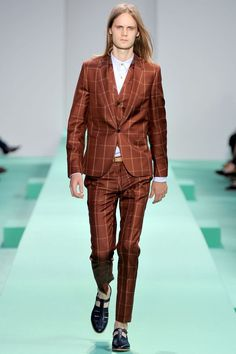 Paul Smith Spring/Summer 2013   Paris Fashion Week -