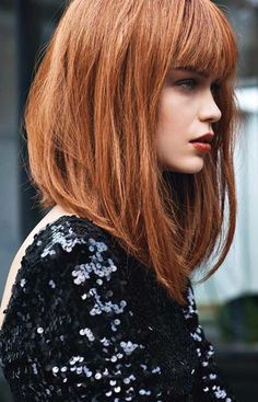 Trendy Medium Haircuts on Pinterest | Medium Haircuts For Women ...