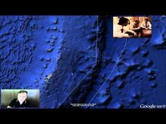 Underwater Alien Base Near Saipan April 28 2014  Underwater anomaly. The massive walls seem to go for about 50 miles but long ways is about 250 miles. Sure these anomalies could be an ancient Asian civilization that sank under the ocean long ago but it also could be an underwater alien base. Its size and location would insure millions could use it and since its in such a secluded area few humans will ever see their UFOs leaving/entering the water. #ufosighting #ufo #sighting #water