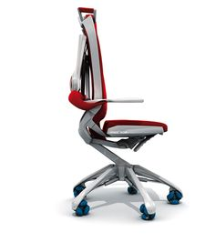 Incredible Office Chair by Benjamin Cselley
