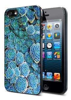 Cactus Plant Flower IPhone 6 Plus 6 5S 5C 5 4S 4 Samsung Galaxy S6 S5 Mini S4 S3 Note 4 Case