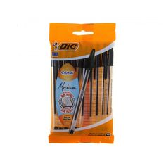 Bic Cristal Original Ball Point Pen Pack of 10 - Ballpoint - Pens - Stationery