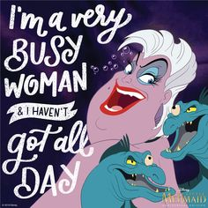 What poor unfortunate souls are missing this classic from their collection? Dive under the sea with this Ursula quote, then complete your Disney collection with the Anniversary Edition of The Little Mermaid on Digital, Movies Anywhere, Blu-ray & U Ursula Disney, Evil Disney, Cute Disney, Disney Magic, Mermaid Disney, Ariel, Disney Memes, Disney Quotes, Disney Pixar