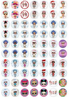 (99) Одноклассники Bottle Cap Crafts, Stickers, Girl Room, Hair Bows, Birthdays, Playing Cards, Printables, Templates, Pictures