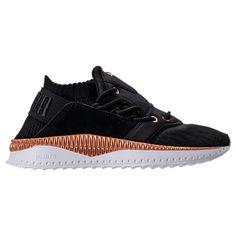 PUMA PUMA WOMEN'S TSUGI SHINSEI CASUAL SHOES, BLACK. #puma #shoes #