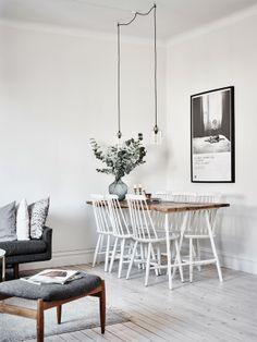 Seis sillas de moda para actualizar la decoración de casa!