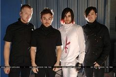 30 Seconds to Mars (Music Midtown 2002; Big Day Out 2002; Lollapalooza 2003, Atlanta, GA)