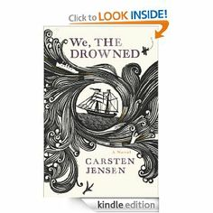Today Only: We, the Drowned by Carsten Jensen, 693 pages, 4.3 stars, 43 reviews, on sale for $1.99