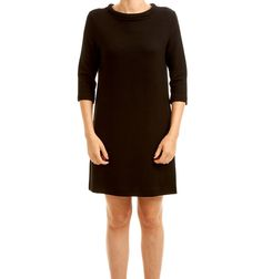 ALIDE DRESS BLACK via Jascha online store. Click on the image to see more!