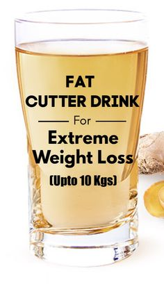 Fat Cutter Drink – For Extreme Weight Loss (Upto 10 Kgs) weightloss diyweightloss weightlossremedies fatburner diyfatburn 565061084494389400 Diet Food To Lose Weight, Detox Cleanse For Weight Loss, Full Body Detox, Weight Loss Drinks, Losing Weight, Body Cleanse, Weight Gain, Fat Burner Drinks, Fat Burning Detox Drinks