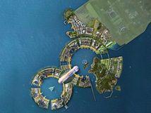 Corea del Sur desarrolla un mega-complejo turístico en medio del mar
