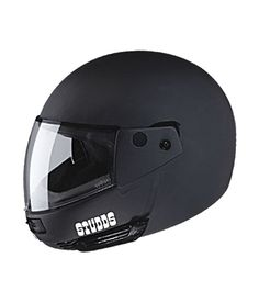 One Stop for Shopping: Studds - Full Face Helmet - Ninja Pastel Plain Fli...
