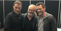 [everything] Liam Cunningham talks shooting new season scripts and how much he loves HBO at New York Comic Con ELECTRIC DREAMS roundtable (audio starts at 8:50)