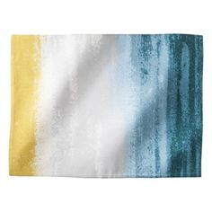 Target Mobile Site - Threshold™ Ombre Print Cool Placemats Set of 4 - Blue- could turn onto pillow covers for bedroom??