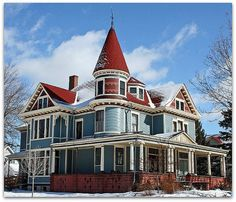 100's of Victorian Style Homes.                     Thanks To NJ Estates Real Estate Group  http://www.njestates.net/