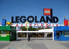 LEGOLAND California.  Can't wait to take the kids someday!