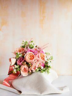 Candy Bouquet Pink Peach