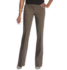 "Julie Boot Cut Pants in LOFT Custom Stretch with 32"" Inseam   Loft"