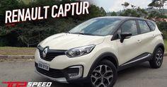 Video de teste Renault Captur Intense 2.0 AT