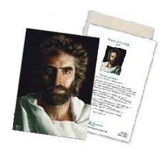 Akiane Kramarik Pictures of Heaven   Akiane Collection: Prince of Peace Greeting Card   Mardel