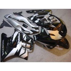 Honda CBR600 F3 1995-1996 Injection ABS Fairing - Others - White/Black | $699.00