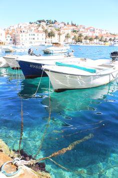 クロアチア ババール島