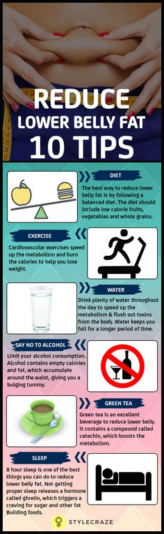 Tummy fat is not only annoying but is also one of the most difficult forms of fat to get rid of. It forms between the organs, deep within the abdominal cavity, triggering chronic inflammation and increasing the risk of diabetes and heart diseases. Here are 10 tips which you can follow to reduce your lower belly fat. #Weightloss