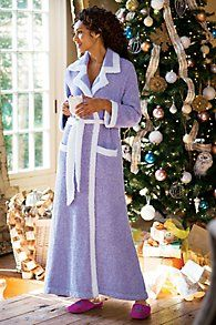 There's nothing more comforting than a warm and cozy robe.