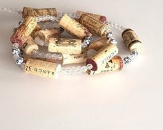 Christmas Garland, Wine Cork Garland, Garland, Christmas Tree Decor, Holiday Decor, Wine Gift, Soccer Decoration, Soccer…