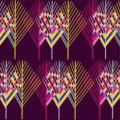 Tiffany Designs pattern via print & pattern