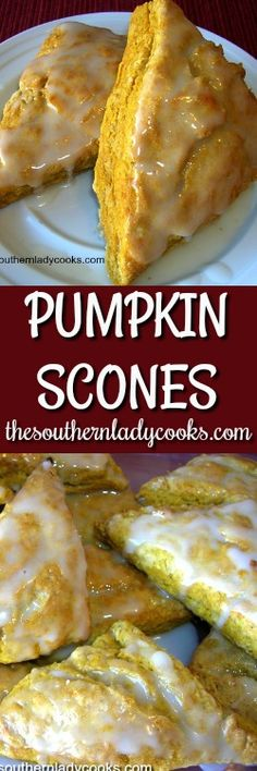 Pumpkin scones are so good with coffee in the morning or just anytime for a snack with milk.  We love bread at my house and pumpkin so this is one of our favorites.  These pumpkin …