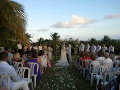 Rosaleen and Dan's beautiful ceremony.