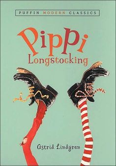 I love to read the amazing adventures of Pippi Longstocking