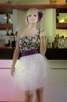 Joan Tulle Skirt $39 #fashion #skirt #white #tulle #full #cute