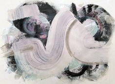 NG Collective Studio, 'Leuraine', Mixed Media on Paper, 30x22 - Anne Irwin Fine Art