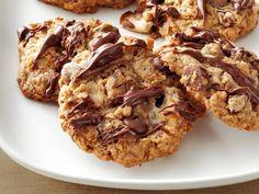 Monster Marshmallow Cookies