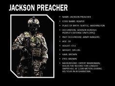 JACKSON PREACHER